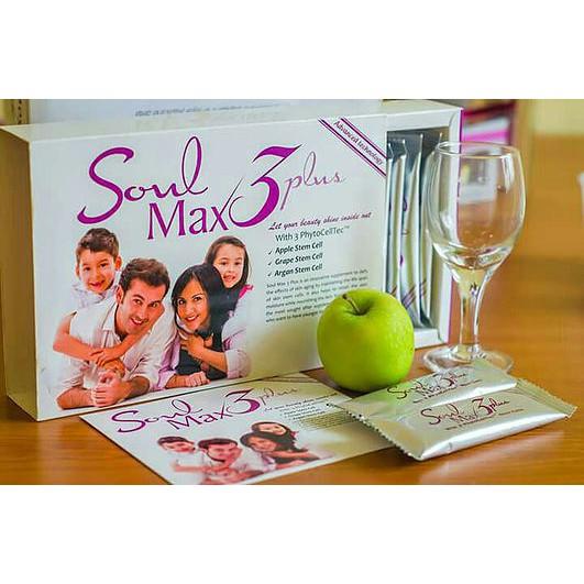 Thức Uống Chống Lão Hóa-Oxy Hóa SoulMax3